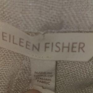 Eileen Fisher Jackets & Coats - EILEEN FISHER 100 % LINEN JACKET